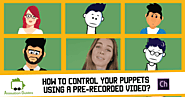 How to Use Pre-Recorded Videos to Animate Your Puppets?