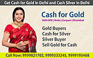 How you can get the best amount of cash for gold instantly? -