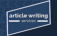 Tips To Get Affordable and Quality Service from Professional Article Writing Services