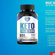 Keto Trim 800 - Home | Facebook