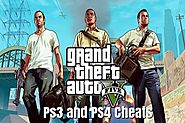 GTA 5 PS3 & PS4 Cheats - New Updated List - Gta5 Cheat Codes