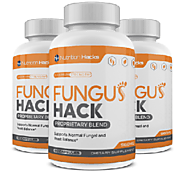 Fungus Hack Review (Nutrition Hacks) - Ingredients, Benfits & Side Effects