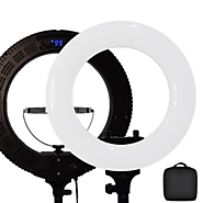 "Influencer Range 18"" LED Ring Light 