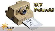 DIY | How to Make a Camera Polaroid from Cardboard | Handmade