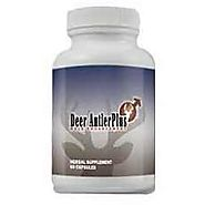 Deer Antler Plus Reviews: Does It Really Work? | Trusted Health Answers