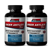 Deer Antler Plus Review - Top 10 Supplement Reviews