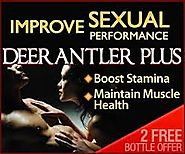 Deer antler plus Muscle Builder nutritional supplement products | Pick The Best Gifts