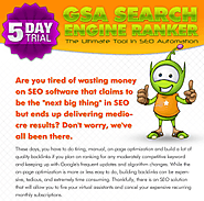GSA Search Engine Ranker Discount Coupon Code