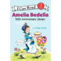 Amazon.com: Amelia Bedelia Collection (I Can Read Book 2) (9780060542382): Peggy Parish: Books
