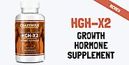 HGH-X2 Reviews: Growth Hormone Supplement from Crazy Bulk