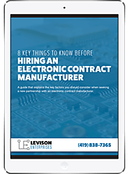 We're theElectronics Manufacturing PartnerYou Didn't Know You Were Missing