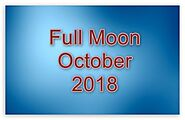 Full Moon October 2020: Date and Time of October Full Moon