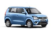 Are you interested in a family-friendly hatchback? Buy Maruti Suzuki WagonR with Bhargavi Automobiles at A.K. Nagar i...
