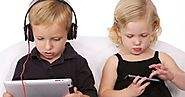 Should we restrict the time spent by kids on the internet?