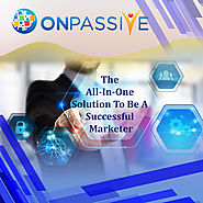 OnPassive AI Solutions - Business marketing tools