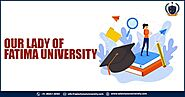 Our Lady Of Fatima University - Top Medical University