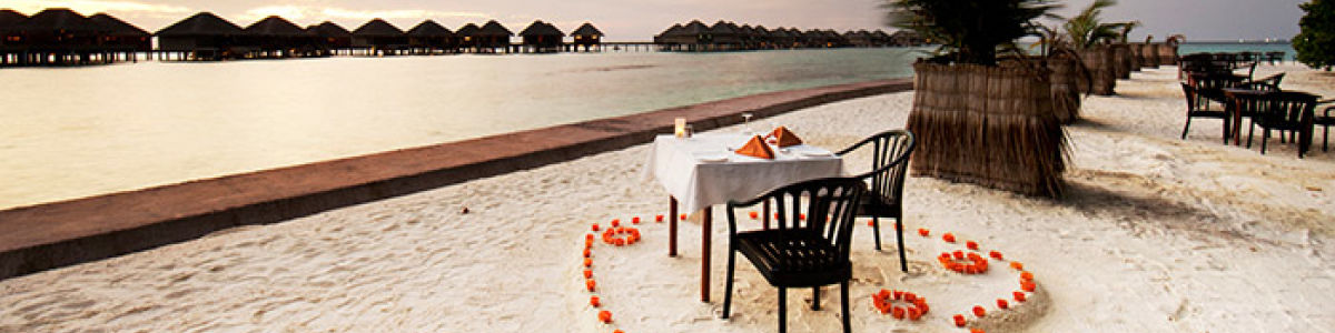 Headline for 5 Reasons Why the Maldives is the Perfect Wedding Location