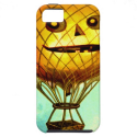 Jack O' Lantern Air Balloon iPhone 5 Cover from Zazzle.com