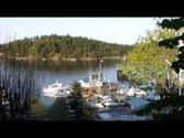Time lapse of Friday Harbor, Washington-1/1