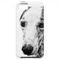 Whippet dog iPhone 5 cases from Zazzle.com