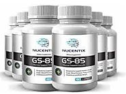 Nucentix GS-85 Review — Should You Really Buy It? | Alcohol, Diabetes, Blood sugar levels