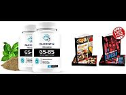 Nucentix GS-85 Review - A Blood Sugar Supplement for Glucose Support