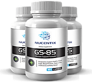 cognitive fun! talk: Nucentix GS-85 Formula Review-Maintain the Blood Sugar Levels?