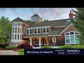Lake Michigan Mansion Dream Home for Sale 186 S Division Holland MI