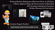 Samsung Washing Machine Customer Care in Hyderabad