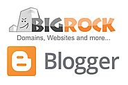 How to Connect Blogger to Domain Bigrock (2020)