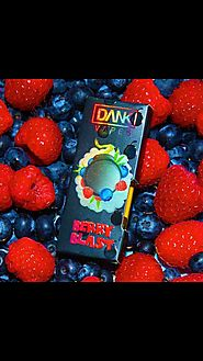 BUY BERRY BLAST DANK VAPES - Dank Vapes Cartridges - Vape Dank For Sale
