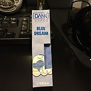 BLUE DREAM Dank Vapes for Sale - Vape Dank For Sale