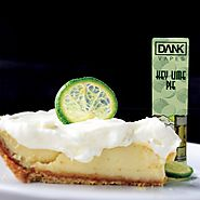 KEY LIME PIE DANK VAPE FOR SALE - Vape Carts Shop
