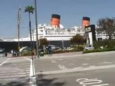 Queen Mary vw fr Bus stn. 31 Long Beach,Los Angeles California 31