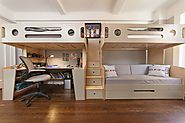 Loft Beds- Affordable, Practical and Impressive