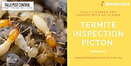 Termite Inspection Picton - Falls Pest Control