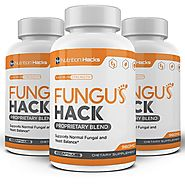 Fungus Hack Review- Fix Toe Nail Fungus With This One Hack!! | Fungi, Hacks, Natural supplements