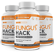 Fungus Hack (Updated 2019) Review - Naturally Cures for Your Toenail Fungus!!