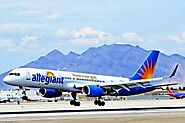 Allegiant Airlines Manage Booking