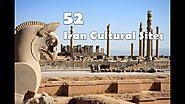 52 Iran Cultural Sites - No War with Iran