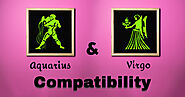 Aquarius and Virgo Compatibility in Love, Sex, & Marriage Life