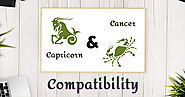 Capricorn-Cancer Compatibility In Love, Sex, Interest, & Trust