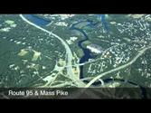 Cape Air Boston to Ogdensburg NY iMovie 720p HD
