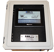 OI-7032 Touch Screen Monitor | OTIS Gas Sensor Monitor Unit