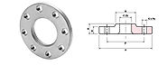 Stainless Steel Lap Joint Flanges manufacturer in India - Akai Metals