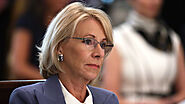 DeVos Stands Firm on Coronavirus Aid to Private School Students