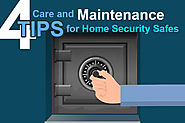 Security Safes Tips to Make Your Safes In Good Condition