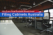 Filing Cabinets Australia For Small Businesses - Buy A Safe