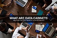 Data Cabinets: How Can They Benefit Businesses? - Buy A Safe