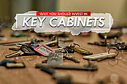 Key Cabinets for Home and Office: Managing Keys With Extra Care